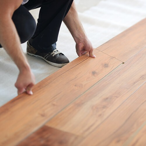 Hardwood installation | Terry's Floor Fashions