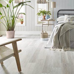 Luxury Vinyl Tile of Bedroom | Terry's Floor Fashions