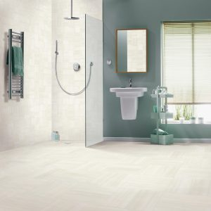 Beaubridge Arctic White Tile | Terry's Floor Fashions
