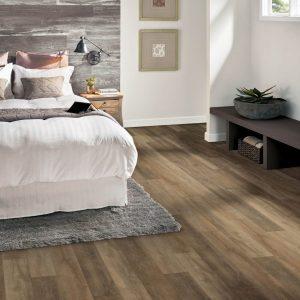 Bedroom Luxury Vinyl Flooring | Terry's Floor Fashions