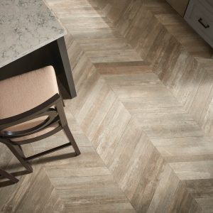 Glee Chevron Tile | Terry's Floor Fashions