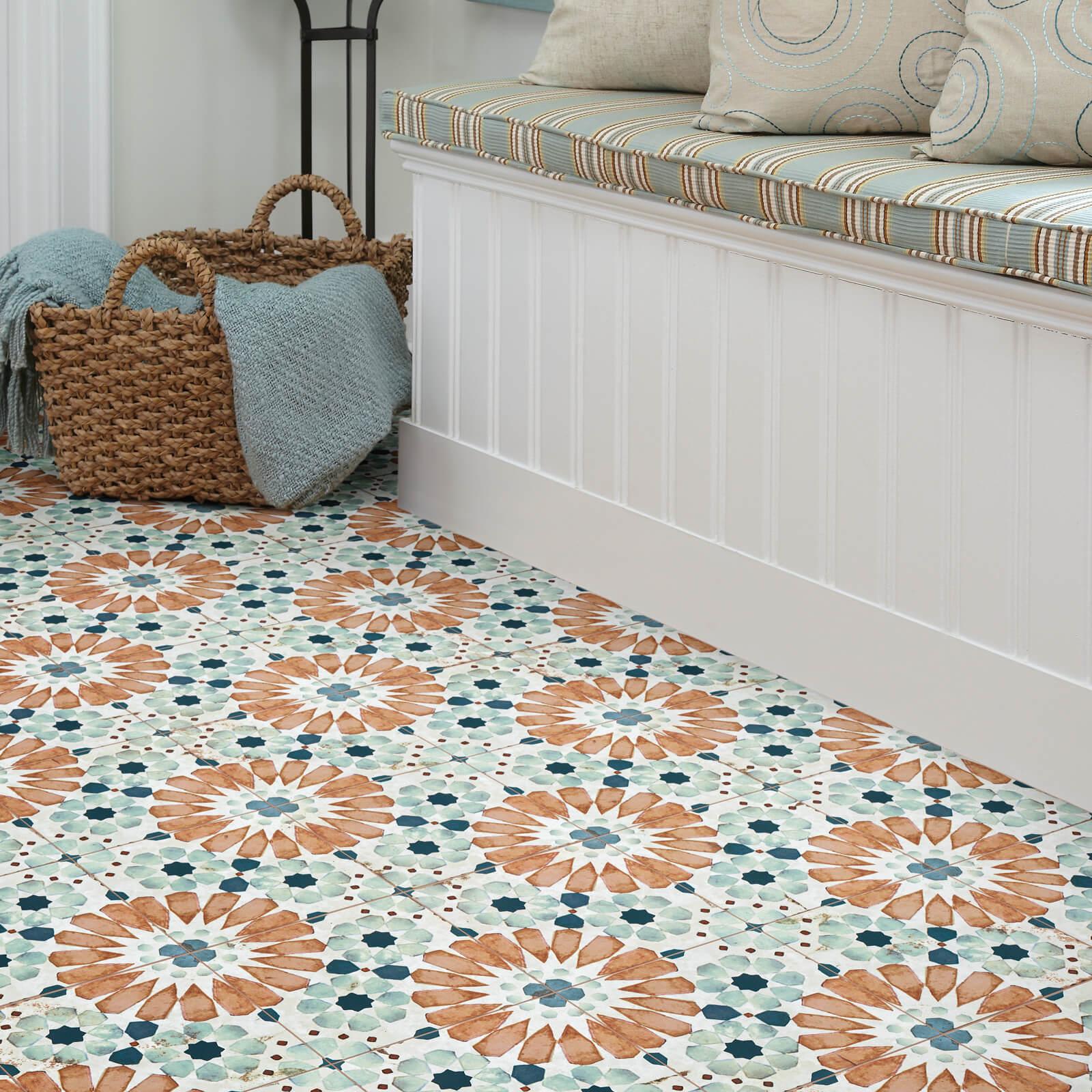 Islander Deco Tile | Terry's Floor Fashions