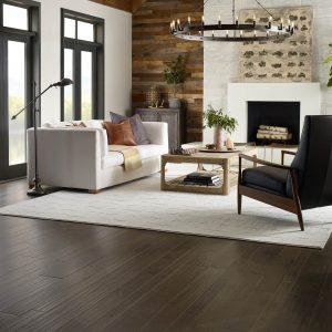 Living Room Hardwood flooring | Terry's Floor Fashions