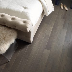 Northington Smooth Hardwood floor of Bedroom | Terry's Floor Fashions