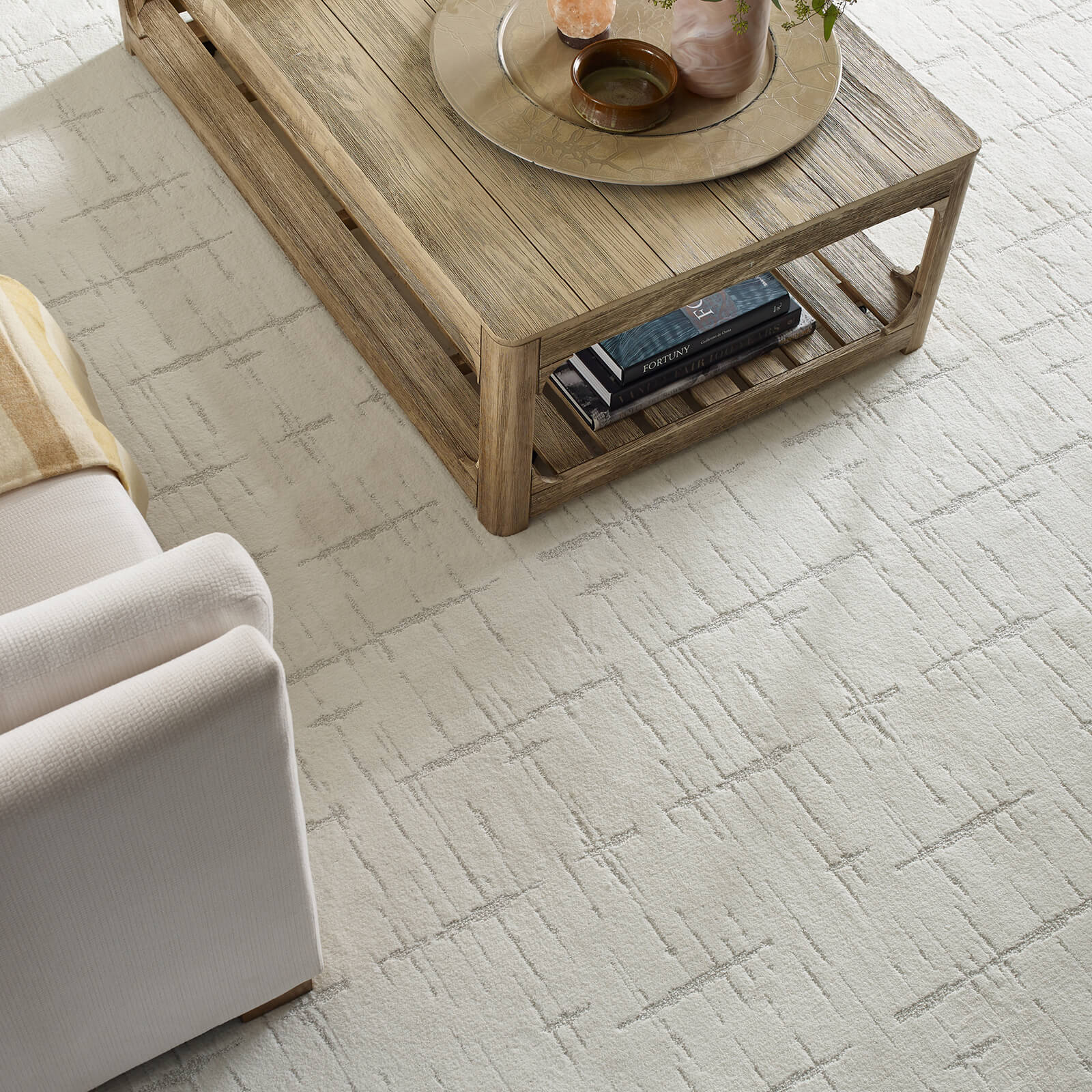 Rustique Vibe Living Room | Terry's Floor Fashions