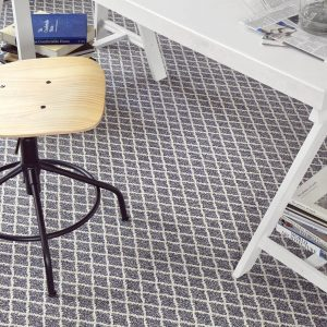 Carpet floor at Study Room | Terry's Floor Fashions