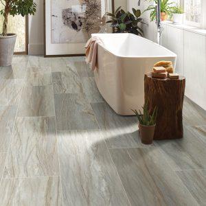 Santury Bathroom | Terry's Floor Fashions