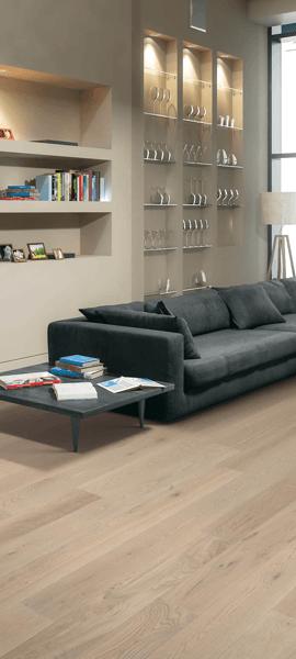 Living Room Vinyl Flooring | Terry's Floor Fashions