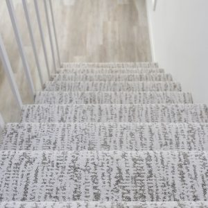 Carpet Installation at Stairs | Terry's Floor Fashions