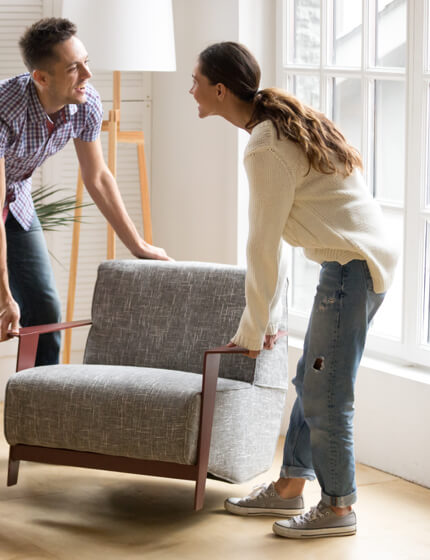 Furniture moving | Terry's Floor Fashions