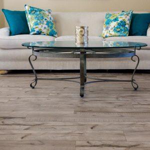 Luxury Vinyl Flooring of Living Room | Terry's Floor Fashions
