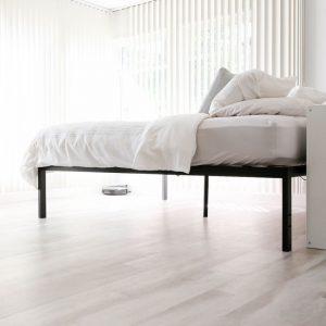 Luxury Vinyl Flooring of Bedroom | Terry's Floor Fashions