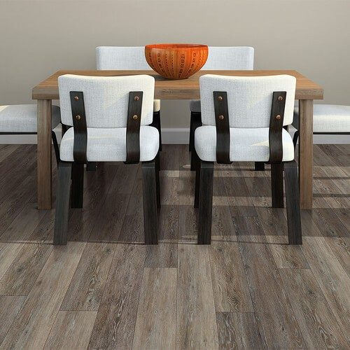 Dining room flooring | Terry's Floor Fashions