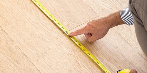 Flooring measurement | Terry's Floor Fashions