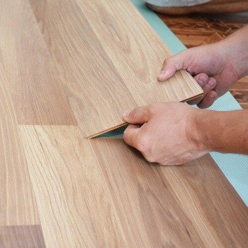 Laminate Installation | Terry's Floor Fashions